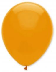 6 Globos naranjas 30 cm
