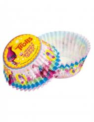 50 Moldes de cupcakes Trolls™ 5 cm