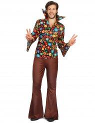 Disfraz hippie para hombre