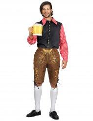 Disfraz bávaro hombre