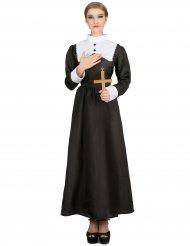 Disfraz monja para mujer