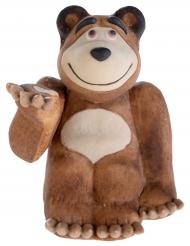 Figura de azúcar Masha y el oso™ Oso 4 x 5 x 4 cm