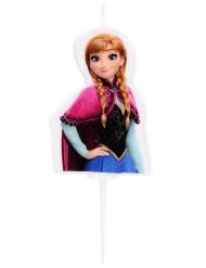 Vela de cumpleaños Anna Frozen™ 4.5 cm