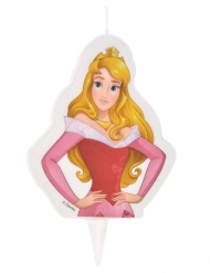 Vela de cumpleaños Princesas Disney™ Aurora 6 x 7.3 cm