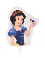 Vela de cumpleaños Princesas Disney™ Blancanieves 6 x 7.3 cm