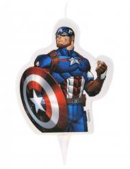 Vela de cumpleaños Los Vengadores™ Capitán América