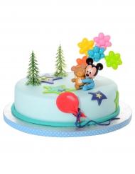4 Accesorios para tarta Bebé Mickey™
