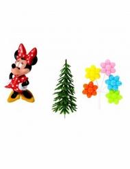 Kit de 4 piezas decorativas Minnie™