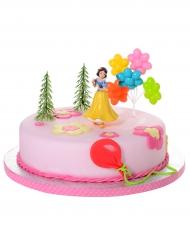 4 Decoraciones para torta Princesas Disney™ Blancanieves 10 x 20.5 x 5 cm