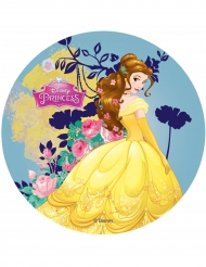 Disco ácimo Princesas Disney™ Bella 14.5 cm