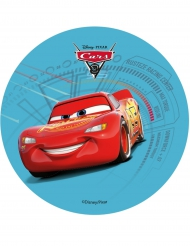 Disco ácimo Cars 3™ Flash Mc Queen 14.5 cm