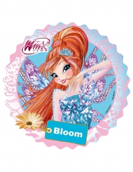 Disco ácimo Winx™ Bloom 21 cm