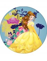 Oblea Princesas Disney™ Bella 21 cm