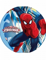 Disco ácimo Ultimate Spiderman™ en acción 21 cm
