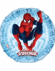Disco ácimo Ultimate Spiderman™ 21 cm