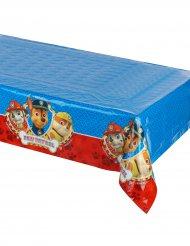Mantel plástico azul y rojo Patrulla Canina™ 120 x 180 cm