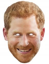 Careta cartón príncipe Harry