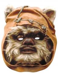 Careta cartón Ewok Star Wars™