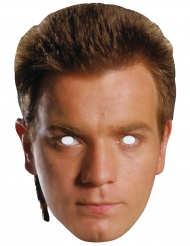 Máscara cartón Obi Wan Kenobi Star Wars™