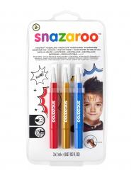 Kit de bolígrafos maquillaje payaso niño