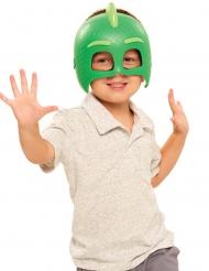 Máscara plástico Gekko PJ Masks™ niño