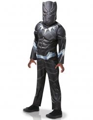 Disfraz Black Panther™ lujo niño