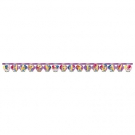 Guirlanda Happy Birthday Shimmer & Shine™ 200 x 15 cm