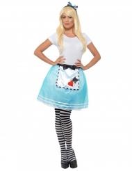 Kit falda y cinta princesa de las maravillas mujer