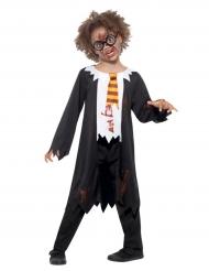 Disfraz colegial zombie niño Halloween