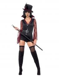 Disfraz domadora de vampiros sexy mujer