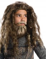 Peluca y barba niño Aquaman™