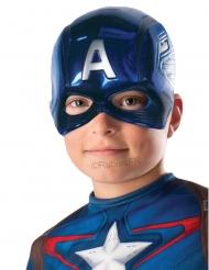 Semi máscara Capitán América™