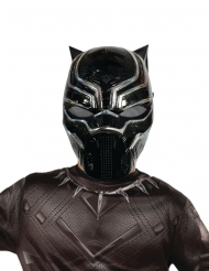 Máscara 1/2 Black Panther™ niño