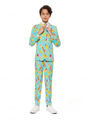 Traje Mr. Iceman adolescente Opposuits™