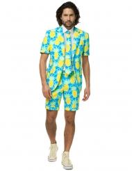 Disfraz de verano Mr. Shineapple hombre Opposuits™