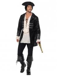 Abrigo pirata lujo hombre