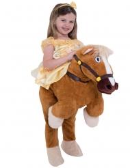Disfraz princesa Bella™ montando caballo niña Morphsuits™