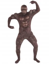 Disfraz traje gorila adulto Morphsuits™