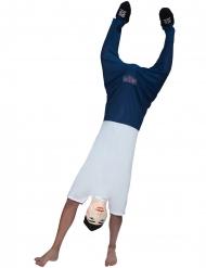 Disfraz hombre parado de manos adulto Morphsuits™