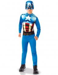 Disfraz Capitán América™ niño