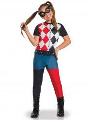 Disfraz clásico Harley Quinn™ niña