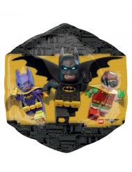 Globo de aluminio Lego Batman™ 55 x 58 cm