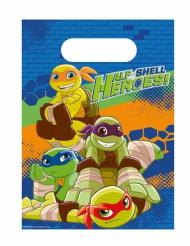 8 Bolsas de regalo Tortugas Ninja™