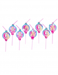 8 Pajitas BArbie Dreamtopia™