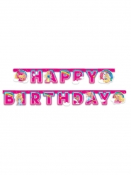 Guirlanda papel Happy Birthday Dreamtopia™ 15 cm x 2 m
