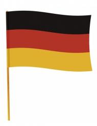 Bandera Alemania con palito 70 x 90 cm