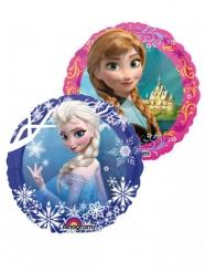 Globo pequeño aluminio Frozen™ 23 cm