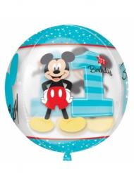 Globo redondo aluminio Mickey™ 38 x 40 cm