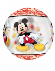 Globo aluminio redondo Mickey™ 38 x 40 cm