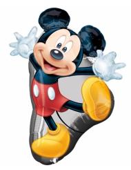 Globo aluminio Mickey™ 55 x 78 cm